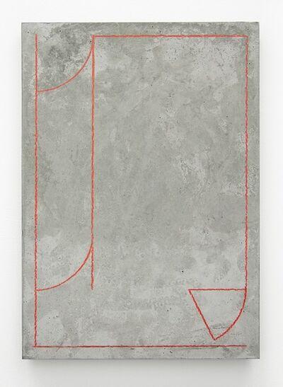 Toby Christian, 'Plan (Slice)', 2015