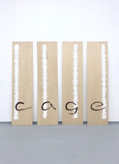 Milan Adamčiak, 'John Cage', 2012