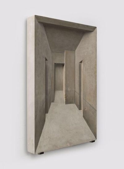 Lei CAI, 'Unfinished Home 200106', 2020