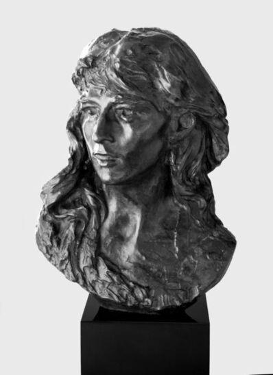 Auguste Rodin, 'Mignon', 1870