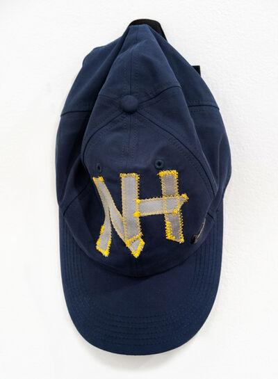 Neil Haas, 'Navy cap (Peter)', 2018