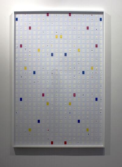 Macro Maggi, 'REPAPER (Palindrome)', 2019