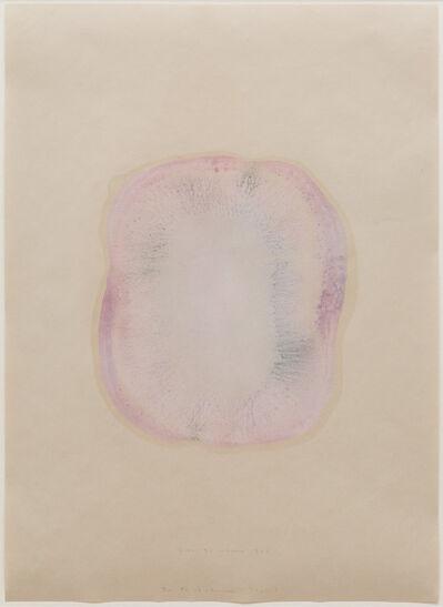 Gotthard Graubner, 'untitled', 1965