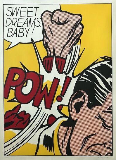Roy Lichtenstein, 'Sweet Dreams, Baby!', 1965
