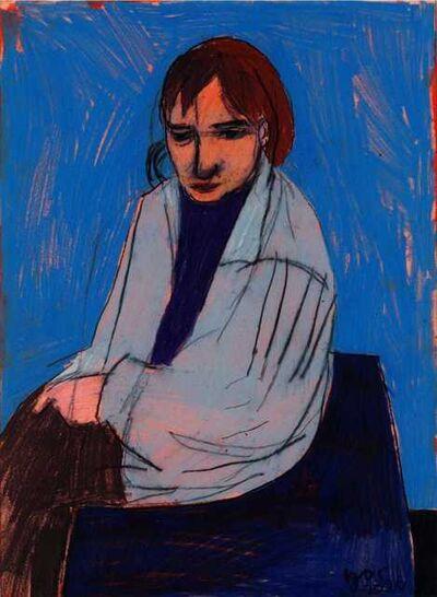 Igor Moritz, 'Saphire Blue', 2020