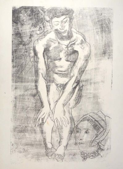 Raymond Veysset, 'Nude', Mid 20th Century
