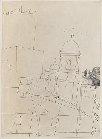 Ben Nicholson, 'Rome (July 1, 1954)', 1954