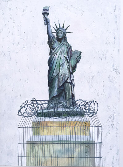 Thomas John Carlson, 'French America', 2018