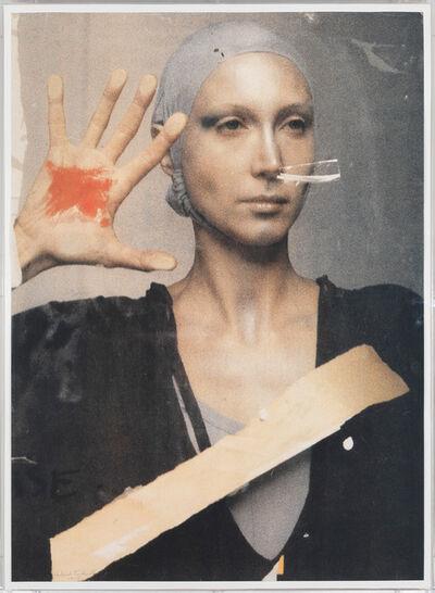 Deborah Turbeville, 'L'ecole des beaux arts', 1977