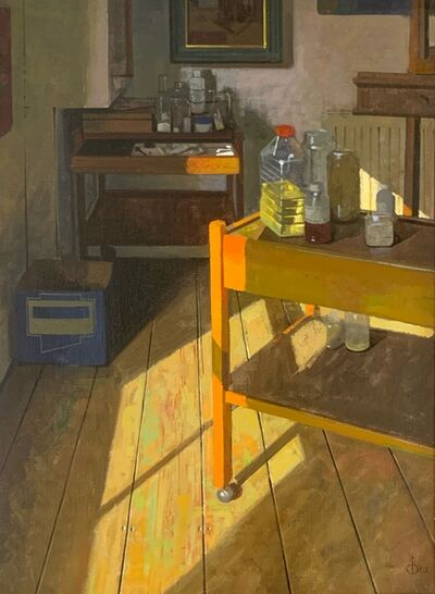 Benjamin Sullivan, 'Afternoon Light', Contemporary