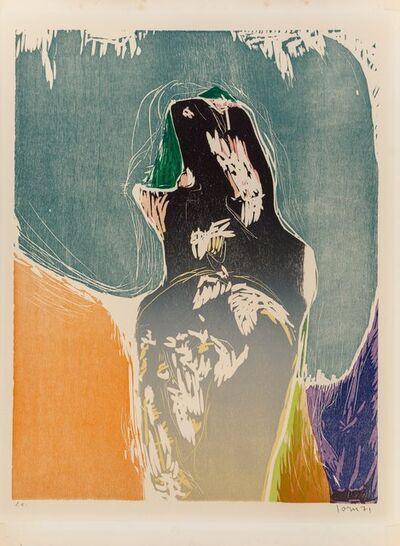 Asger Jorn, 'Le Futur de passe', 1971