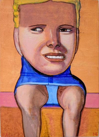 Pat Andrea, 'Le regard pénible', 2014
