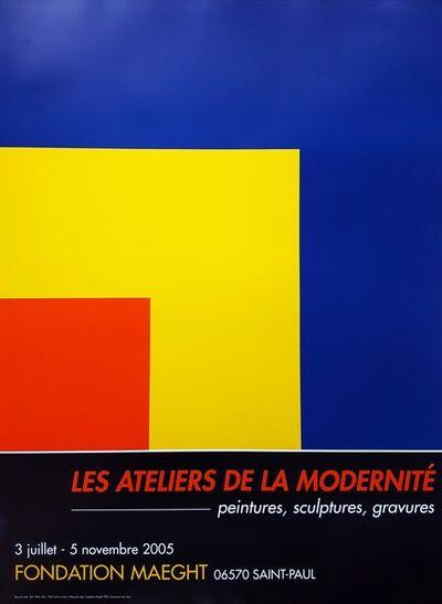 Ellsworth Kelly, 'Red, Yellow, Blue (Les Ateliers de La Modernite)', 2005
