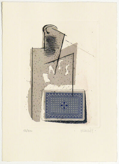 Manolo Valdés, 'Still Life VI', 1986
