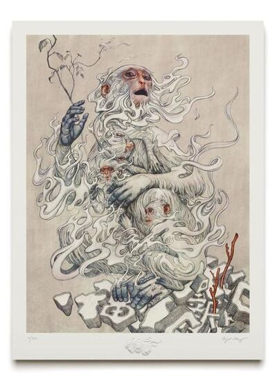 James Jean, 'Year of the Monkey', 2016