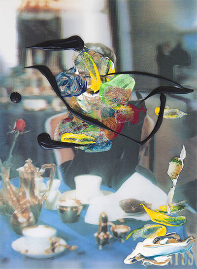 Trisha Baga, 'Brunch', 2012