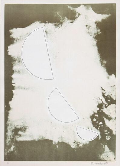 Barbara Hepworth, 'Desert Forms ', 1971