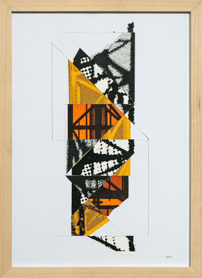 Graphic Surgery, 'Untitled Collage 1', 2014