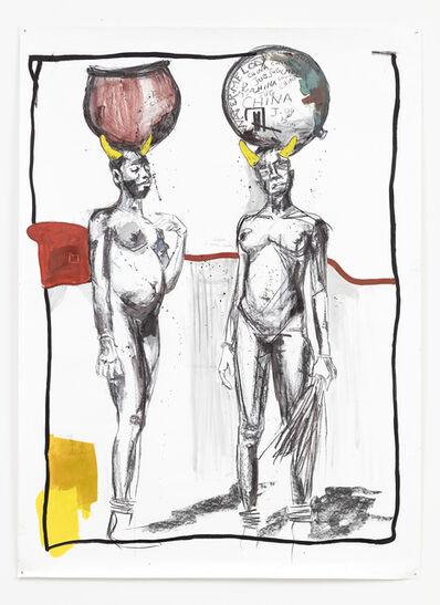 Kudzanai-Violet Hwami, 'China Jugs', 2015