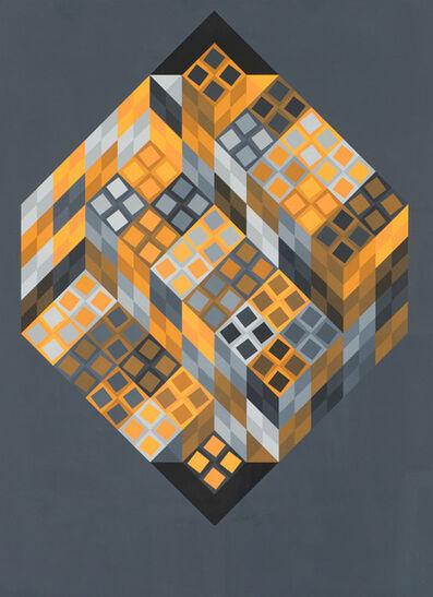 Victor Vasarely, 'Orvar', 1978