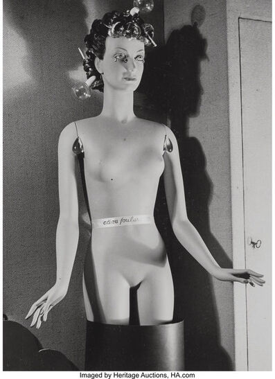 Raoul Ubac, 'Mannequin de Man Ray', 1938