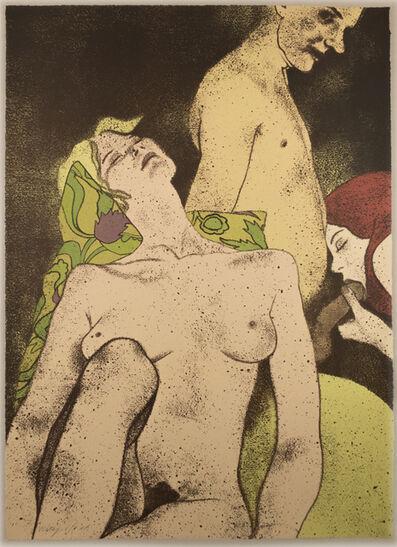 R. B. Kitaj, 'A Rash Act (B1)', 1975