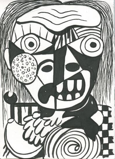 B. Thom Stevenson, 'Untitled Drawing (BTSV117D002)', 2017