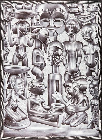 Tsham, 'Sans titre', 2015