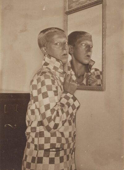 Claude Cahun, 'Untitled (Self-Portrait)', 1928