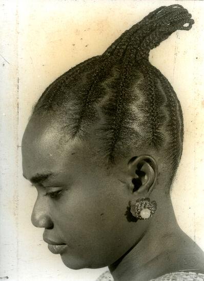 J.D. 'Okhai Ojeikere, 'Suku Eleyo', 1970