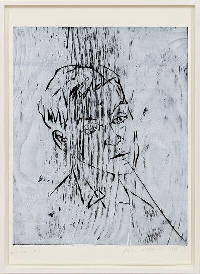 Stephan Balkenhol, 'Moods #9', 2020