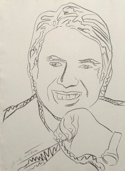 Andy Warhol, 'Jimmy Carter III', 1977