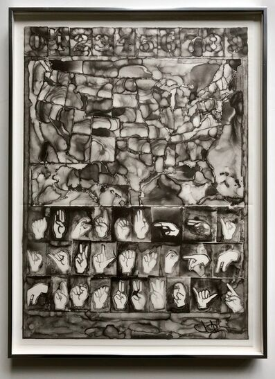 Jasper Johns, 'Untitled', 2013