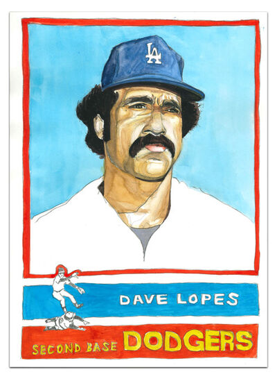 Eduardo Gómez, 'Dave Lopes', 2020