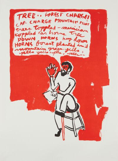 Allan Kaprow, 'Trees', 1965