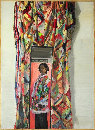 Sedrick Huckaby, 'She Wore Her Quilt', 2005-2008