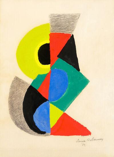 Sonia Delaunay, 'Rythme Couleur II', 1972