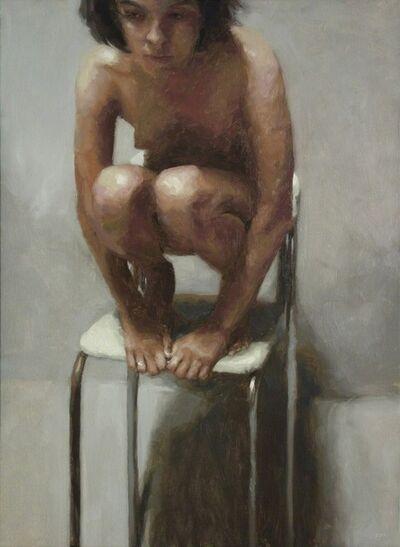 Rafel Bestard, 'Woman and chair', 2017