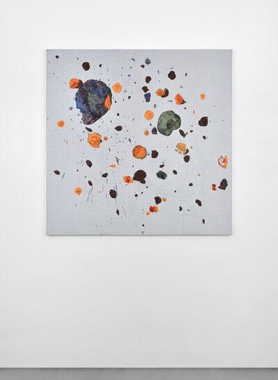 Pierre Yves Bohm, 'Visage au poing', 2016