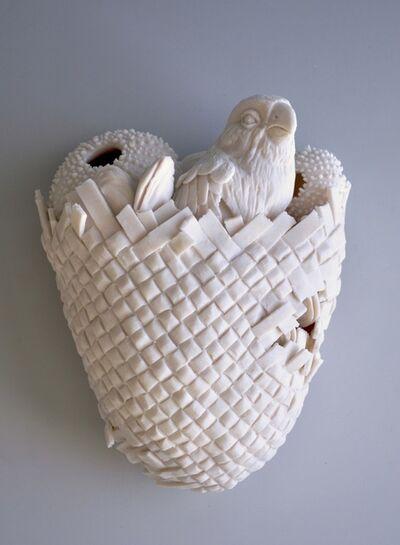 Malia Landis, 'Palila and Urchin Nest', 2020