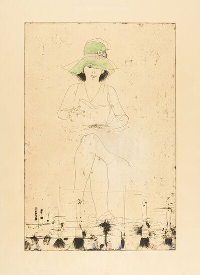 Jim Dine, 'Watercolour Marks (Kerns 163)', 1973