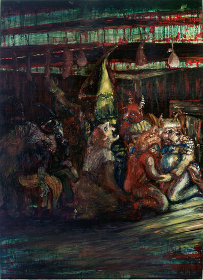 Thomas Braida, 'the salami gang', 2013