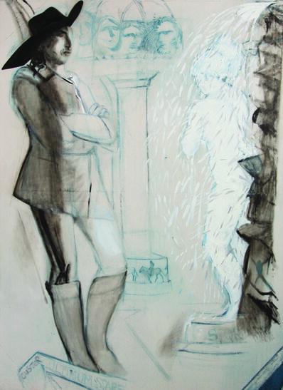 Carole Robb, 'Custer', 2017