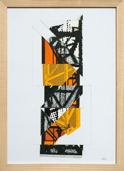 Graphic Surgery, 'Untitled Collage 2', 2014
