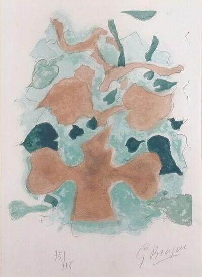 Georges Braque, 'La Forêt ', 1963