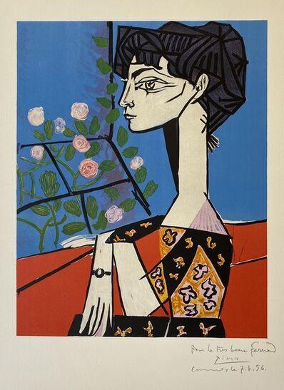 Pablo Picasso, 'Jacqueline', 1956