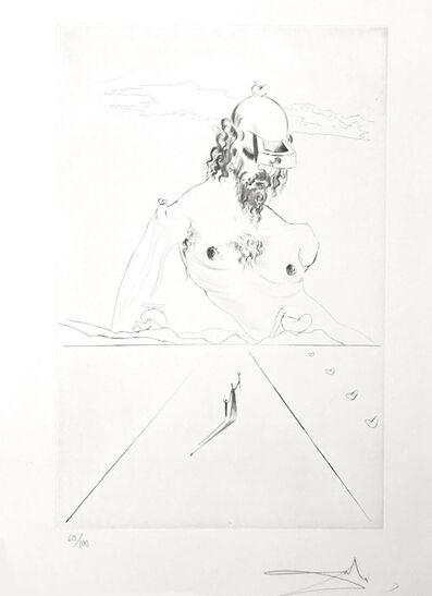 Salvador Dalí, 'Le Colosse', 1972