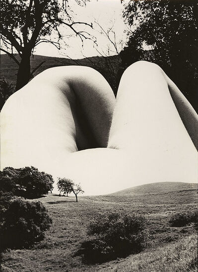 James Fee, 'Female Nude and Landscape', 1970s/1970s