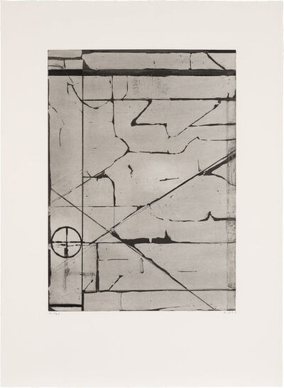 Richard Diebenkorn, 'Aquatint With Drypoint Halo', 1978