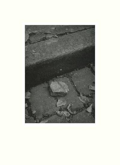 Alicia Mihai Gazcue, 'Cascote #12 (Piece of rubble #12)', 1989